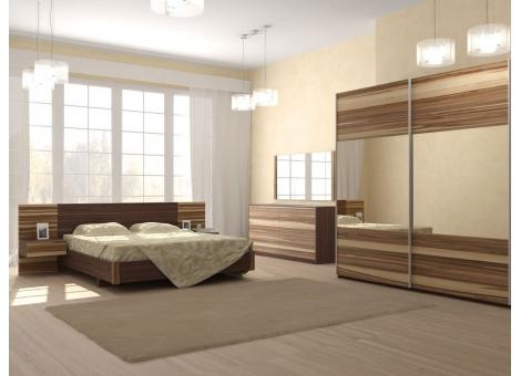 Кровать из коллекции